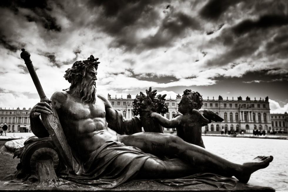 Sculpture La Rhône