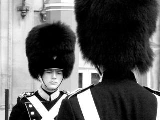 Guards, Copenhagen