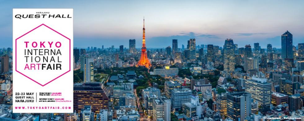 Tokyo International Art Fair 2015