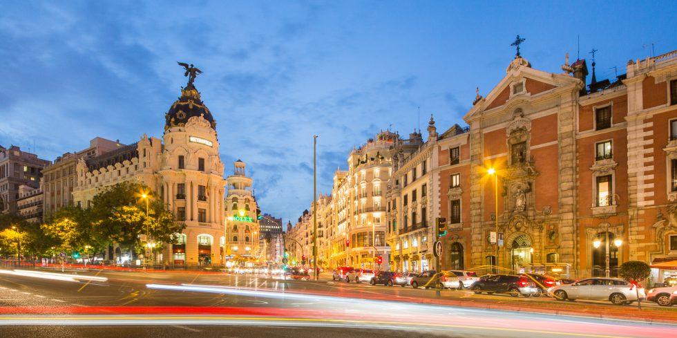 Ateneo de Madrid, Spain