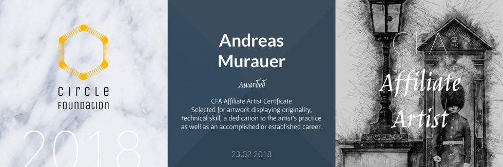 Andreas Murauer-CFA-Affiliate-Certificate